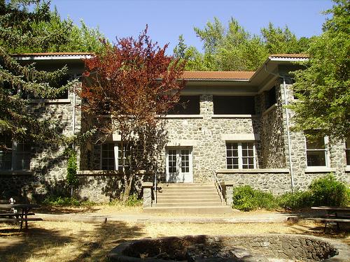 Camp Bothin Stone House
